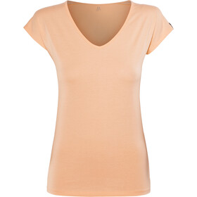 Haglöfs Camp - T-shirt manches courtes Femme - jaune/orange